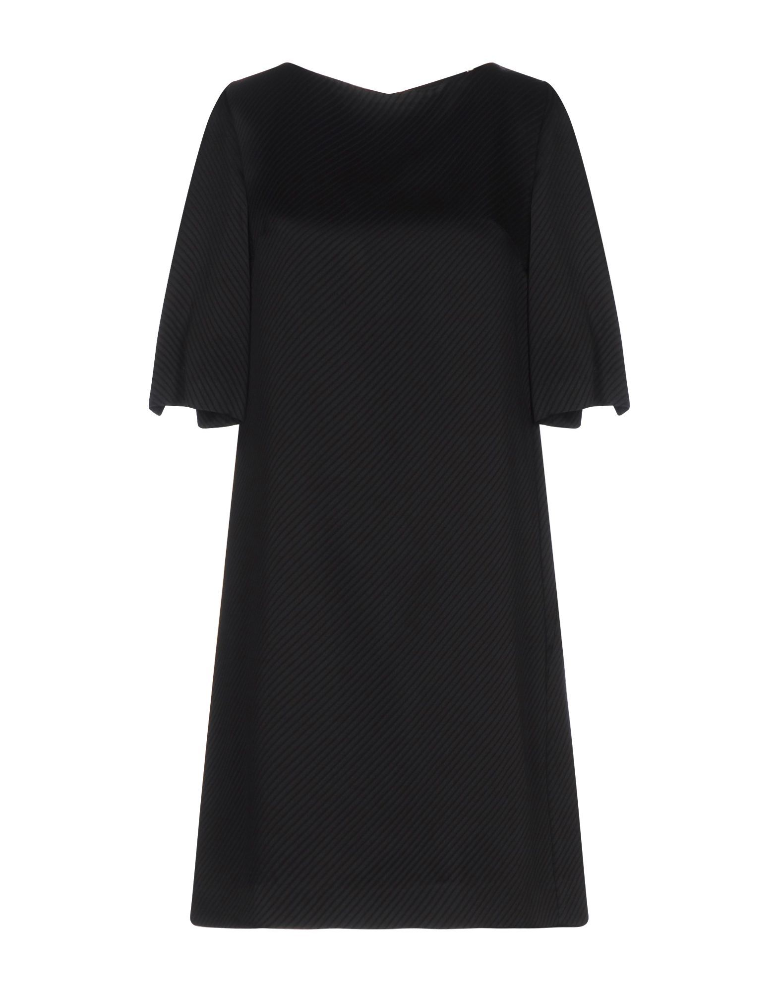 Byblos Black Short Sleeve Dress
