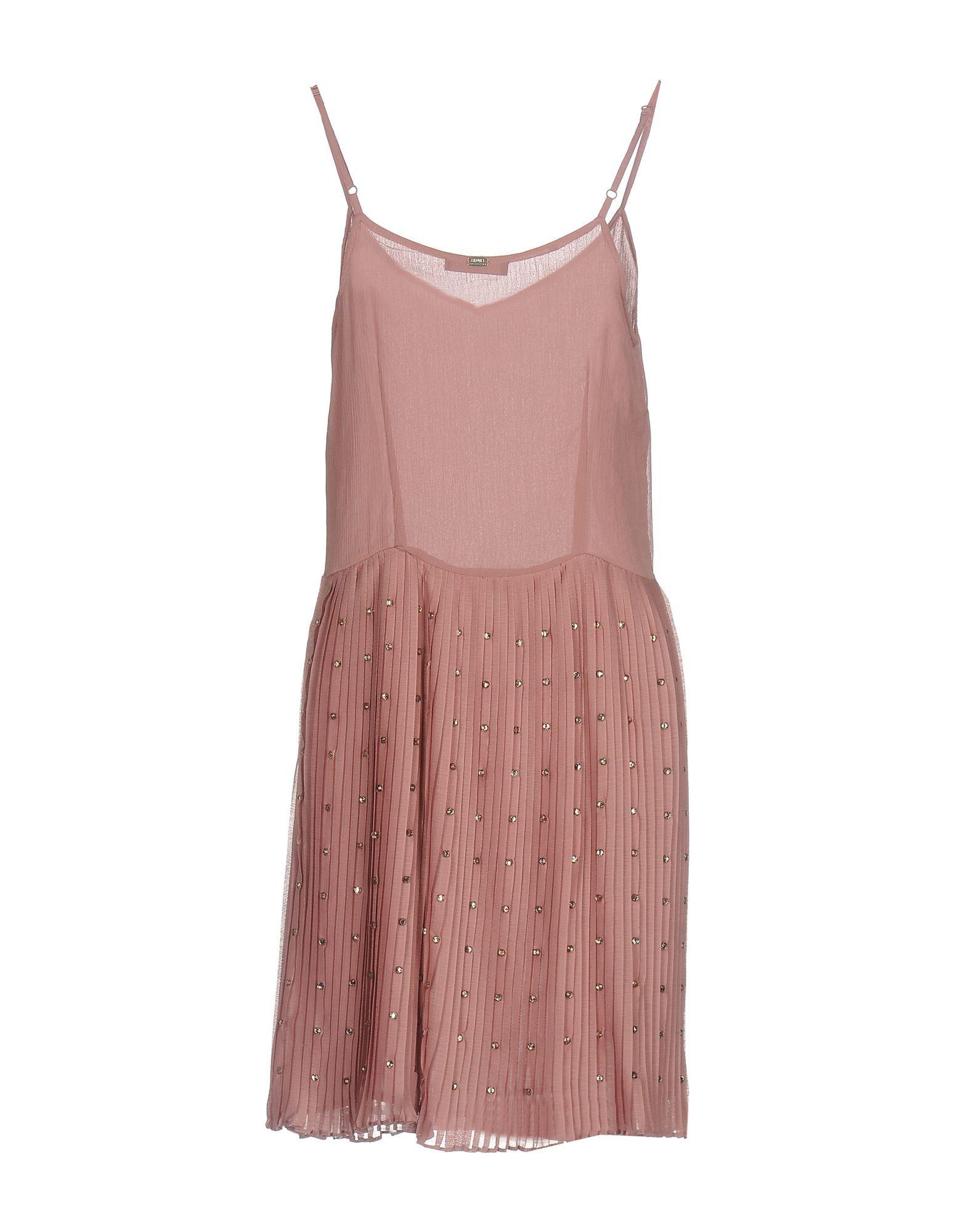 Liu Jo Pastel Pink Camisole Dress