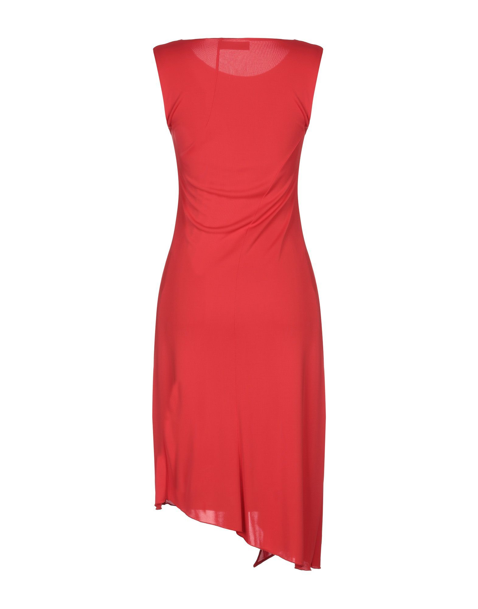 DRESSES Anna Rachele Red Woman Viscose