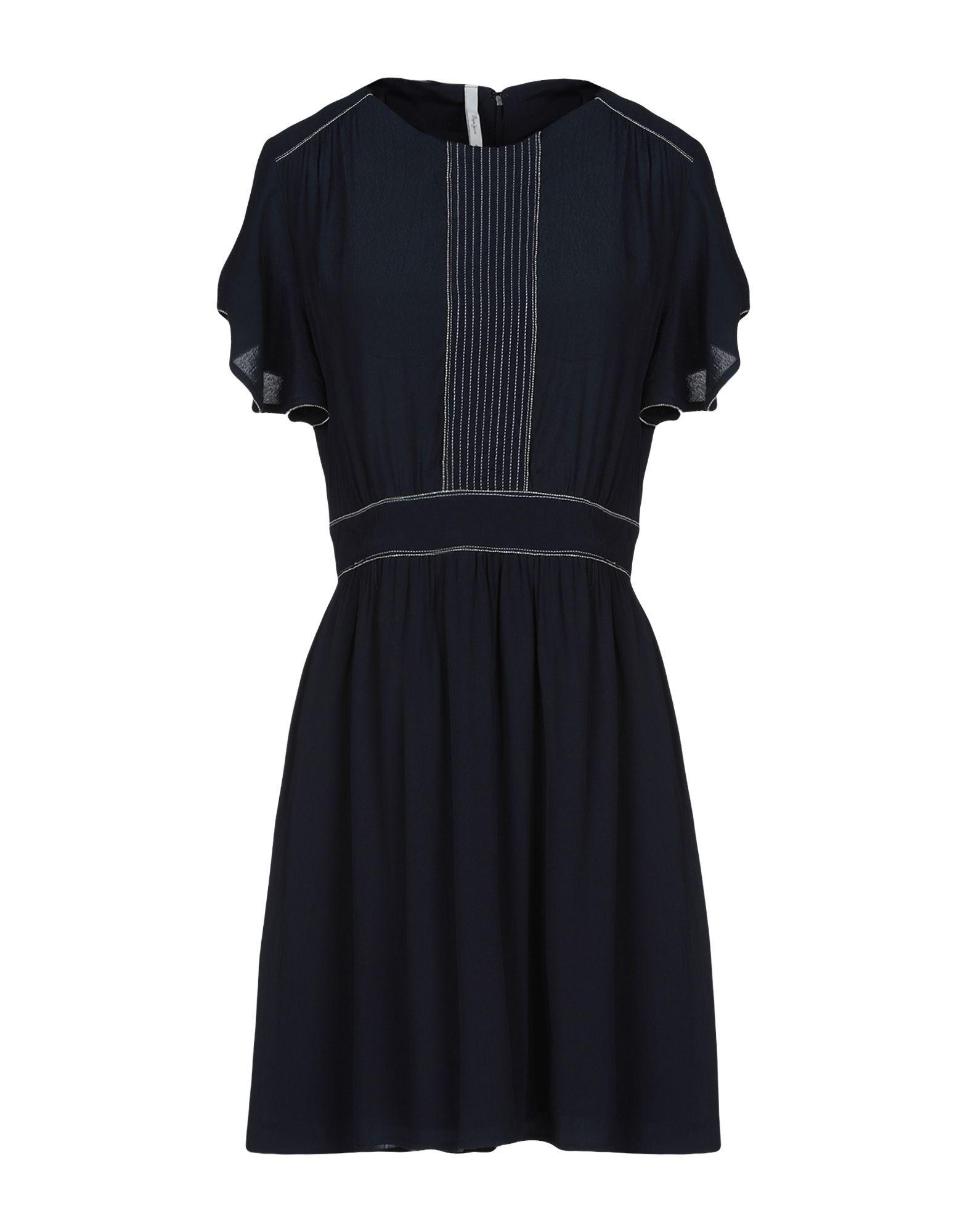 Pepe Jeans Dark Blue Dress
