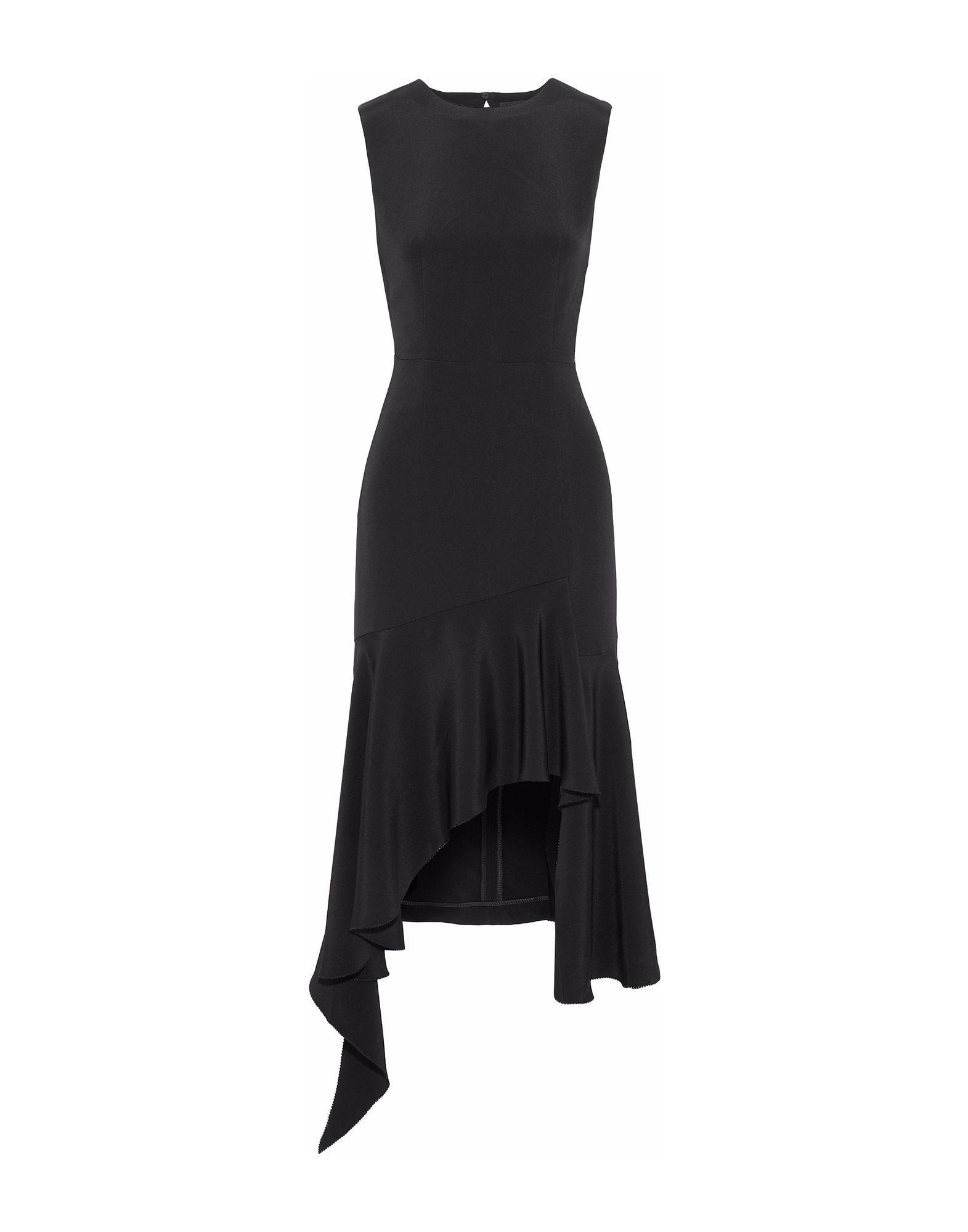 Goen.J Black Silk Dress