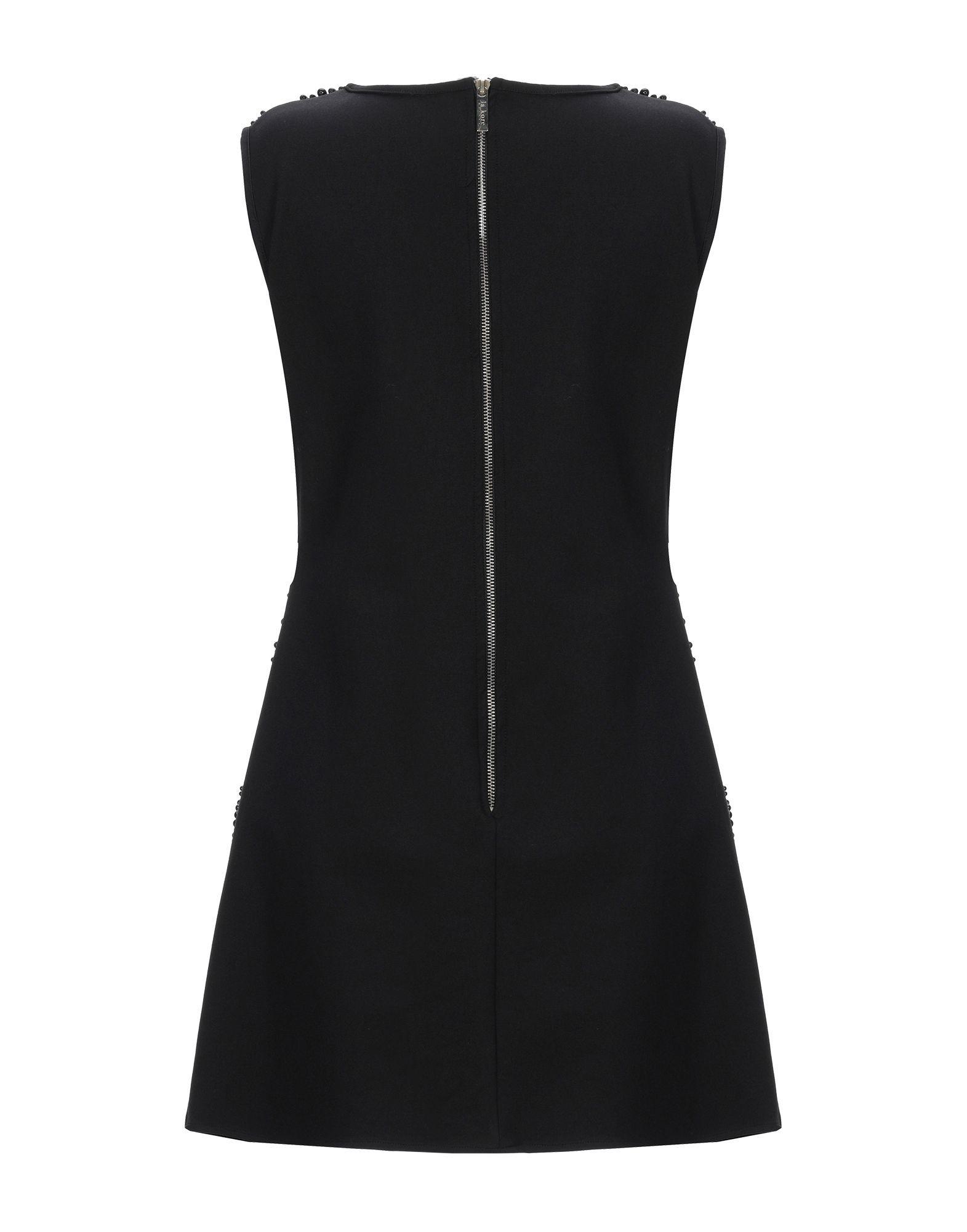 La Kore Black Sleeveless Dress