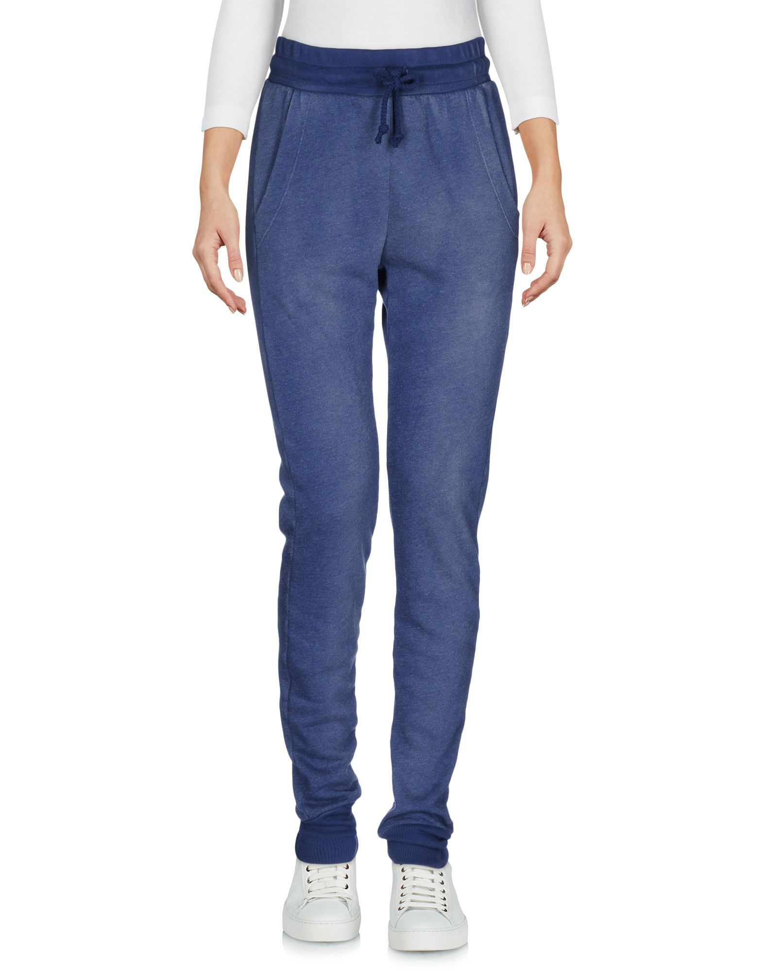 Wildfox Blue Cotton Trousers