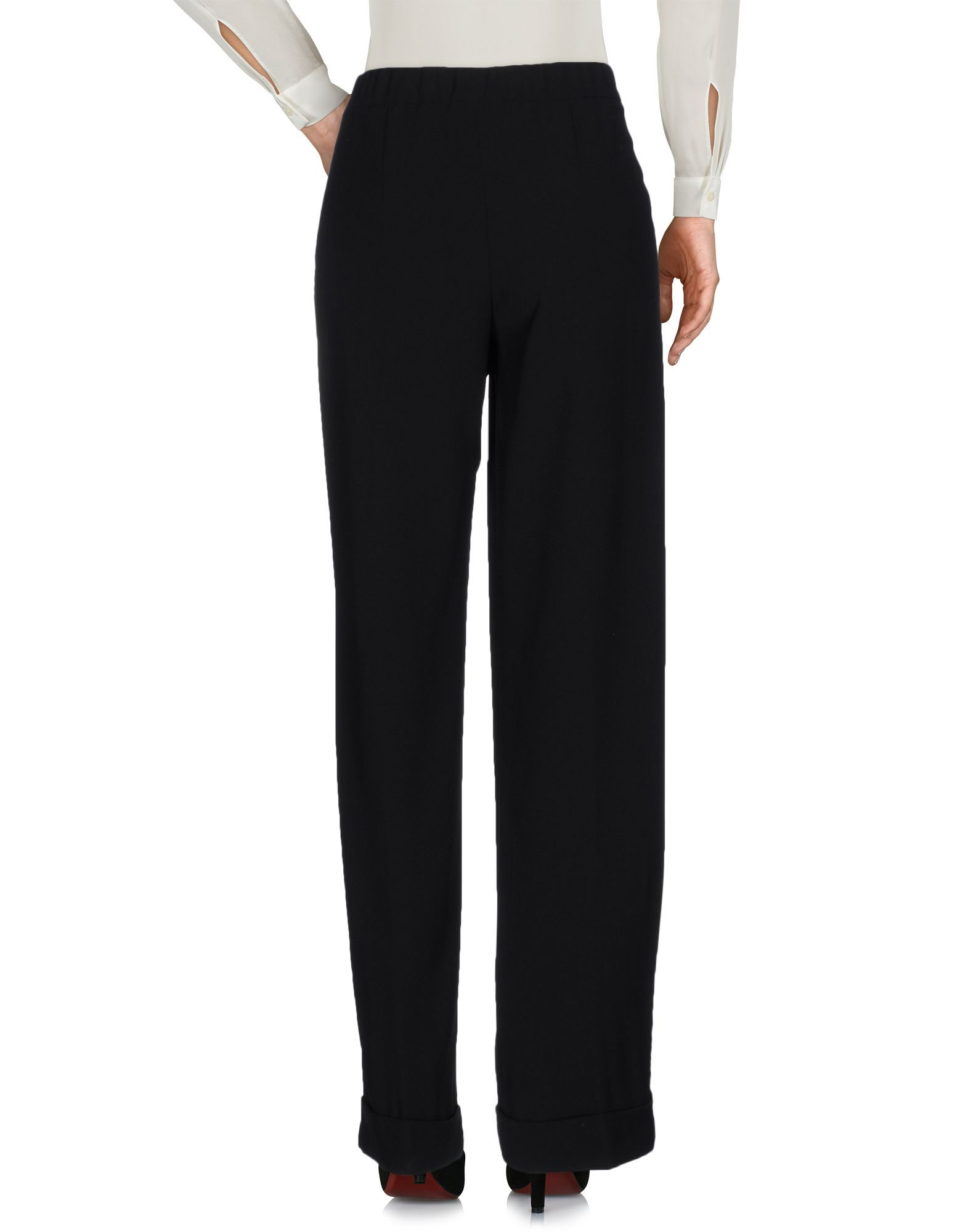 P.A.R.O.S.H. Black Tailored Trousers