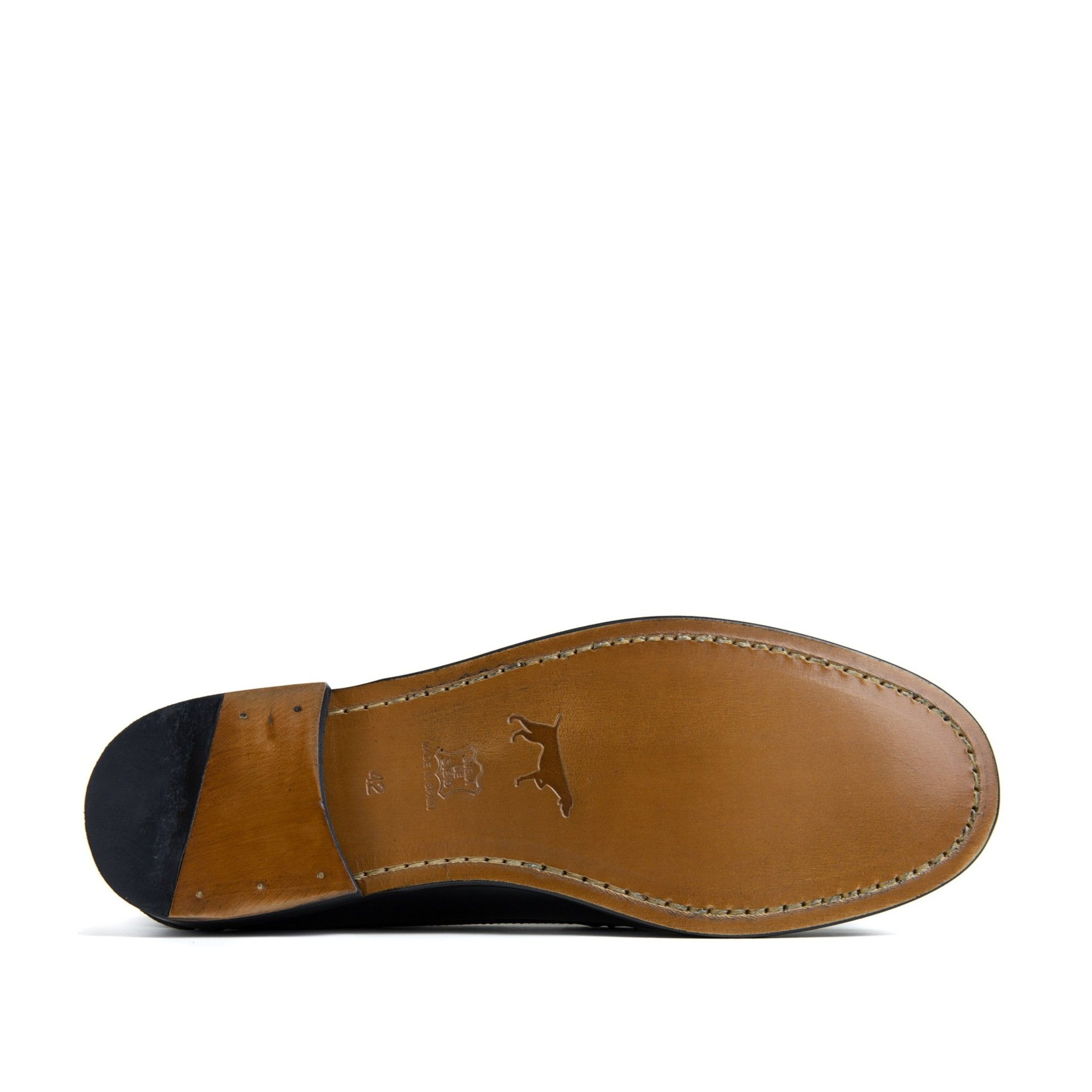 Premium Leather Moccasin Men