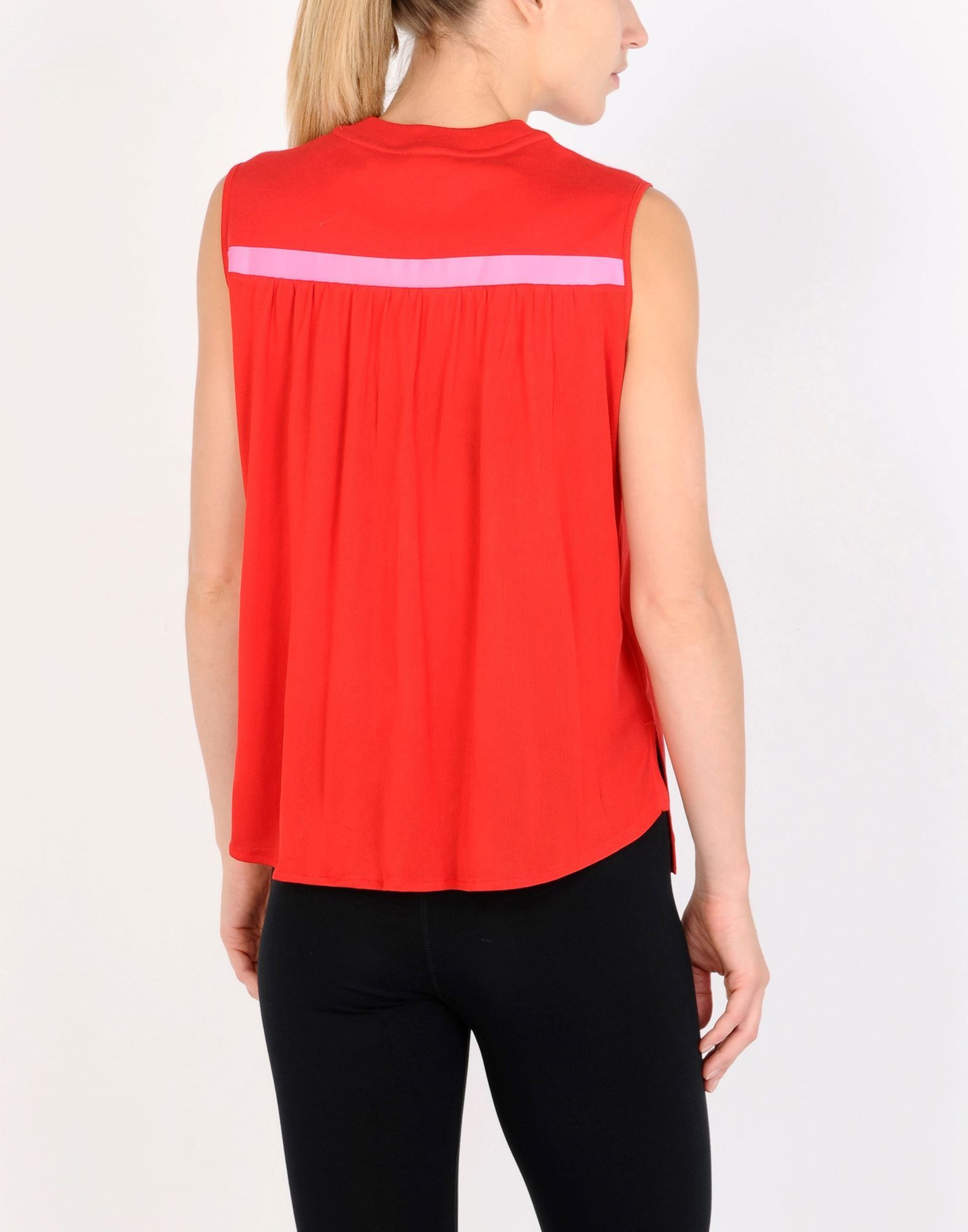 Nike Red Cotton Top
