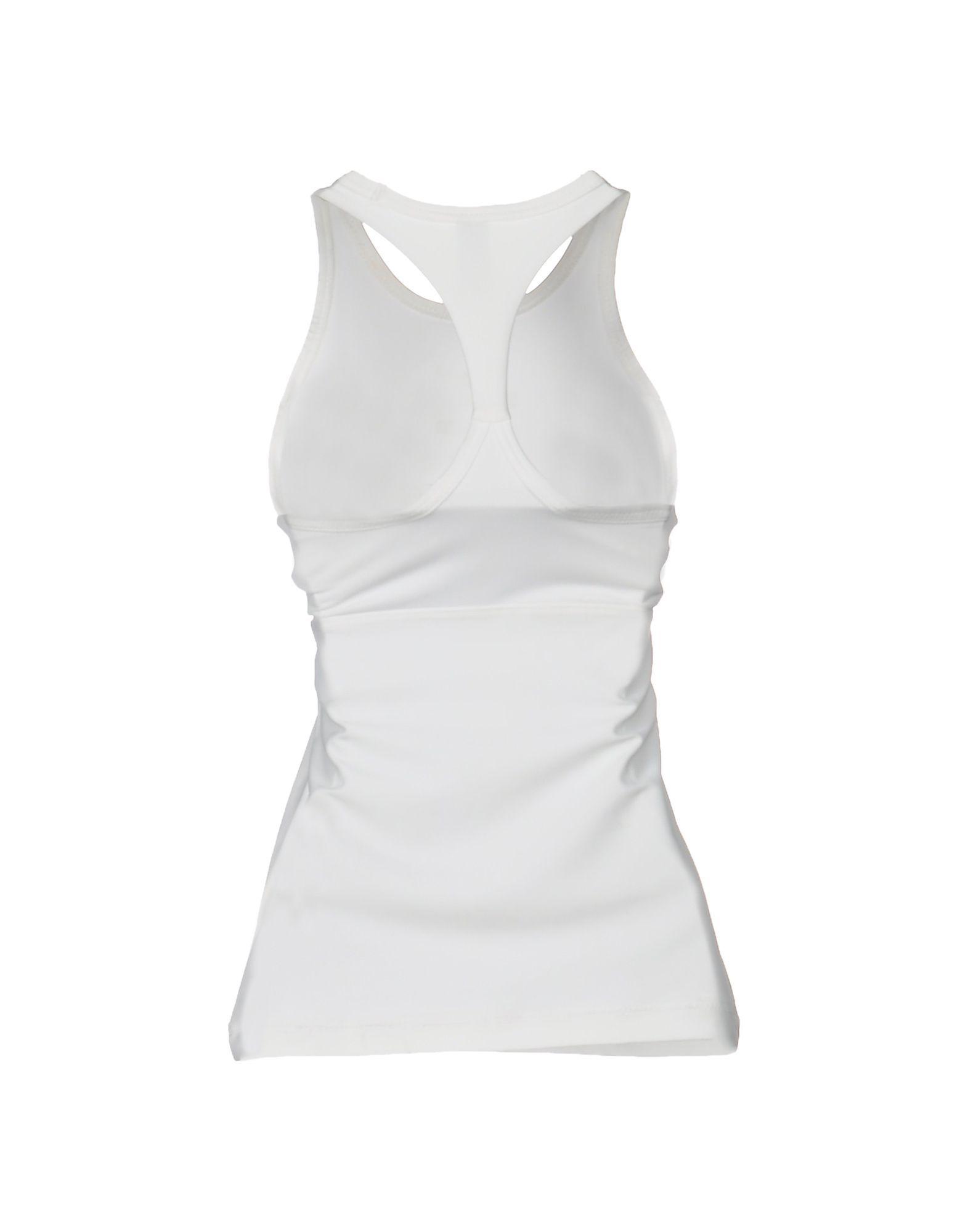 Adidas By Stella McCartney White Tank