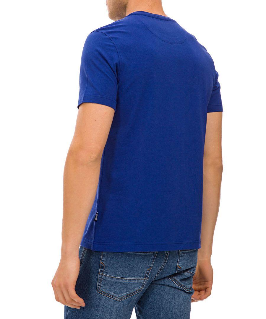 Wawe cotton blend T-shirt
