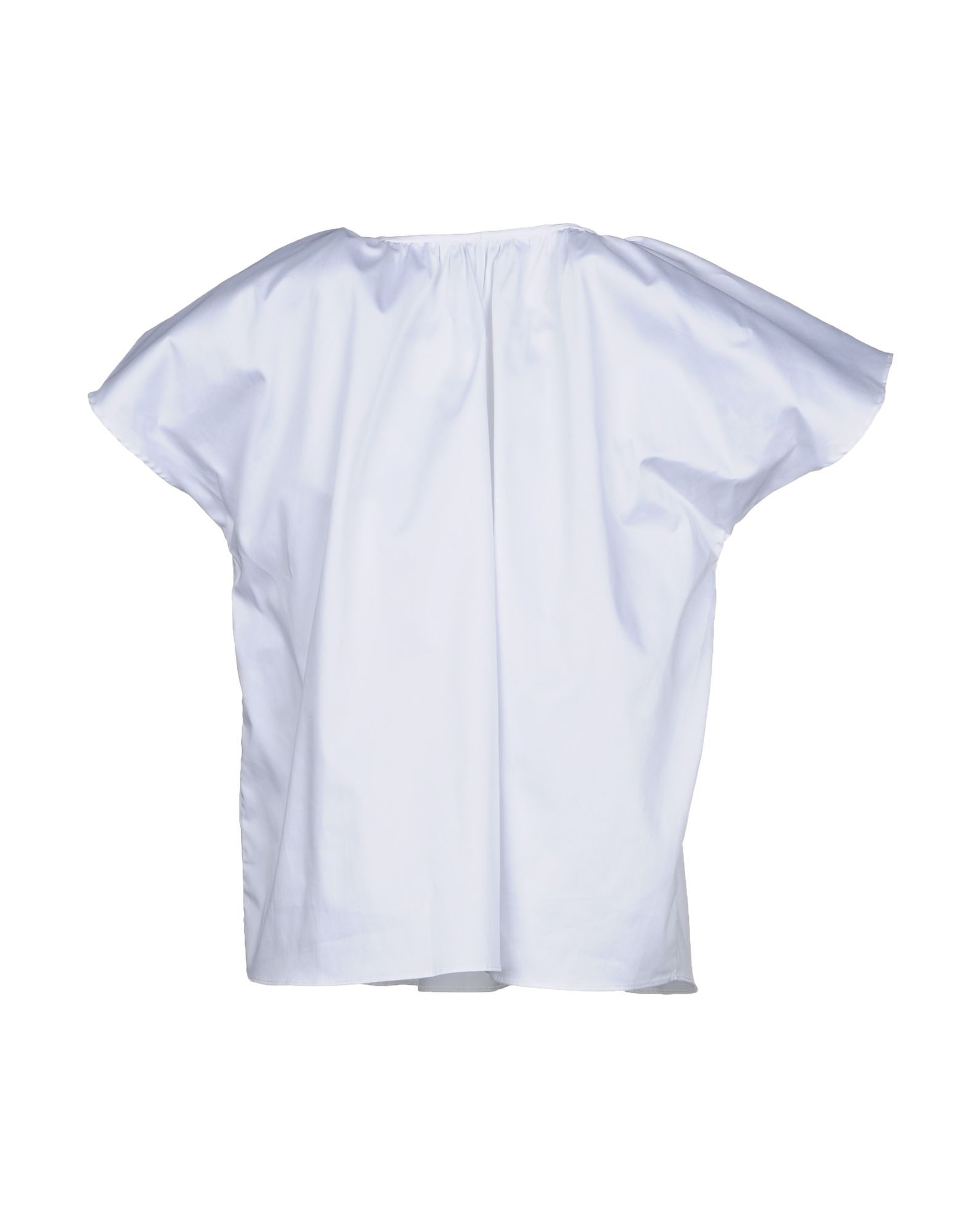 Opening Ceremony White Cotton Bluse