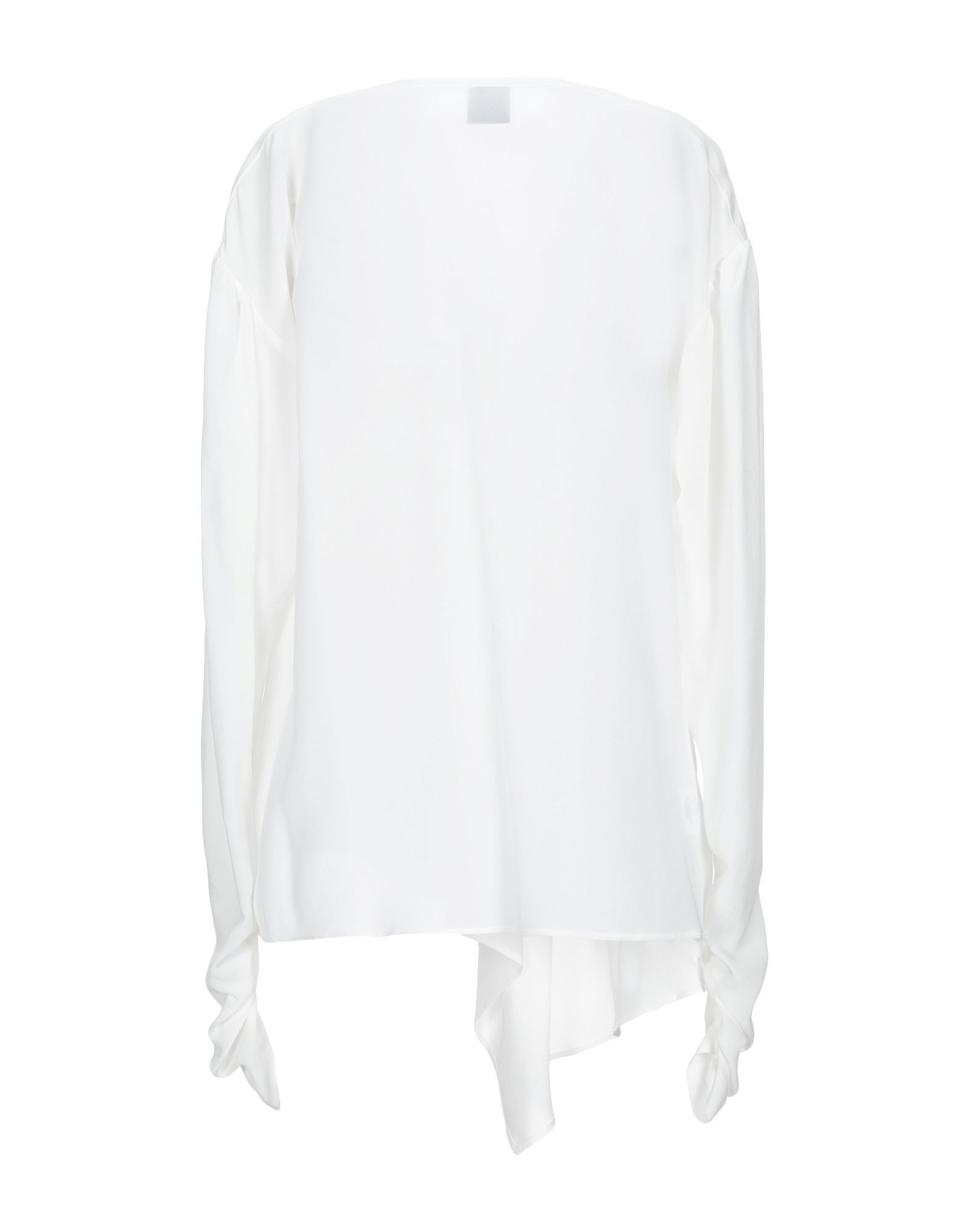 Pinko White Silk Shirt