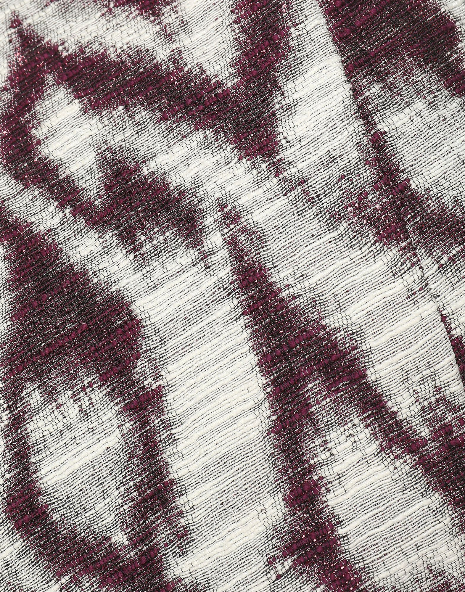 Ba&Sh Purple Print Cotton Short Sleeve Blouse