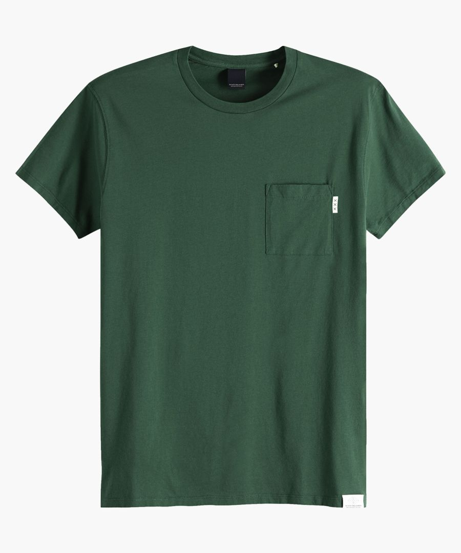 Blauw green dream T-shirt