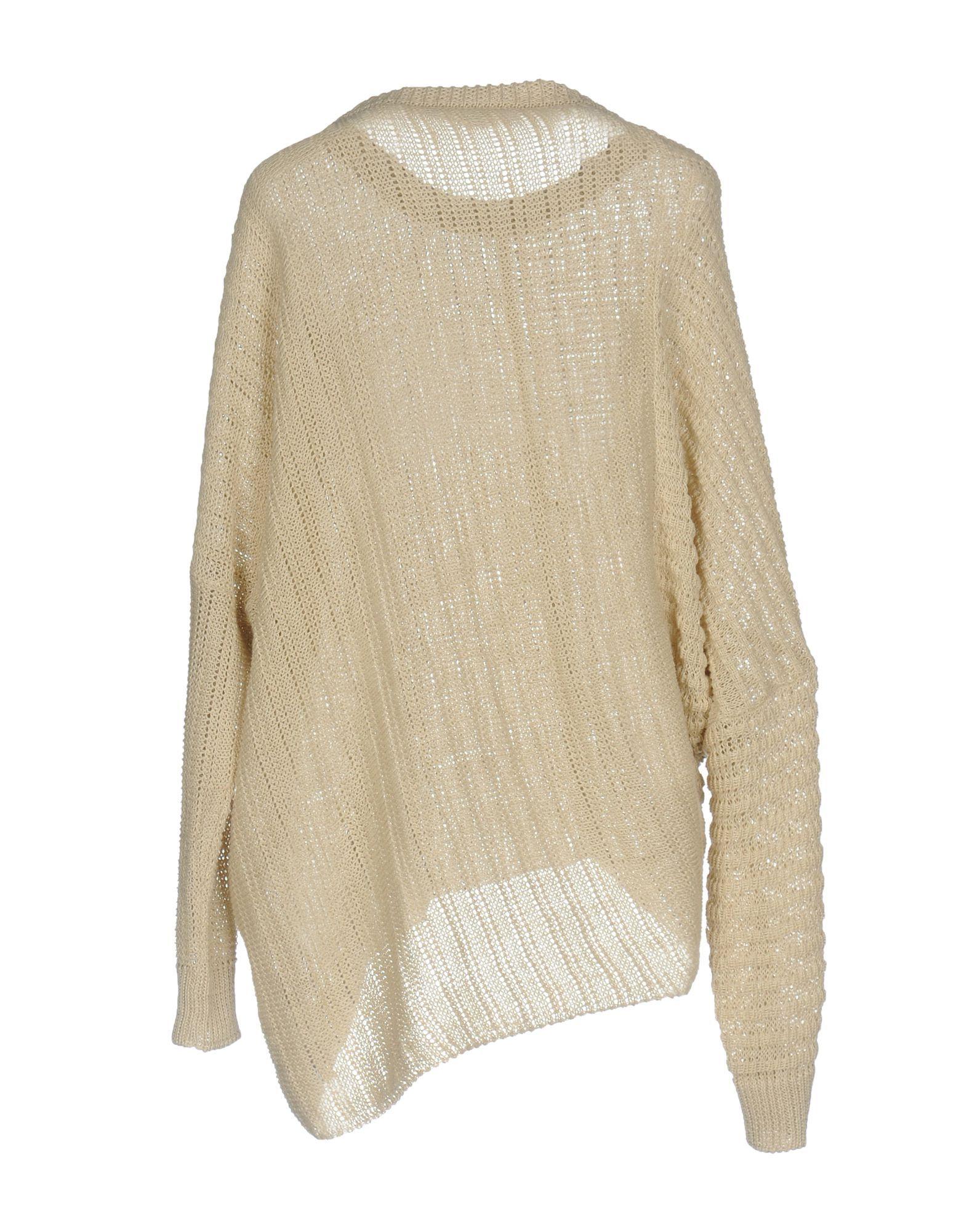Stella McCartney Beige Linen Knit Jumper