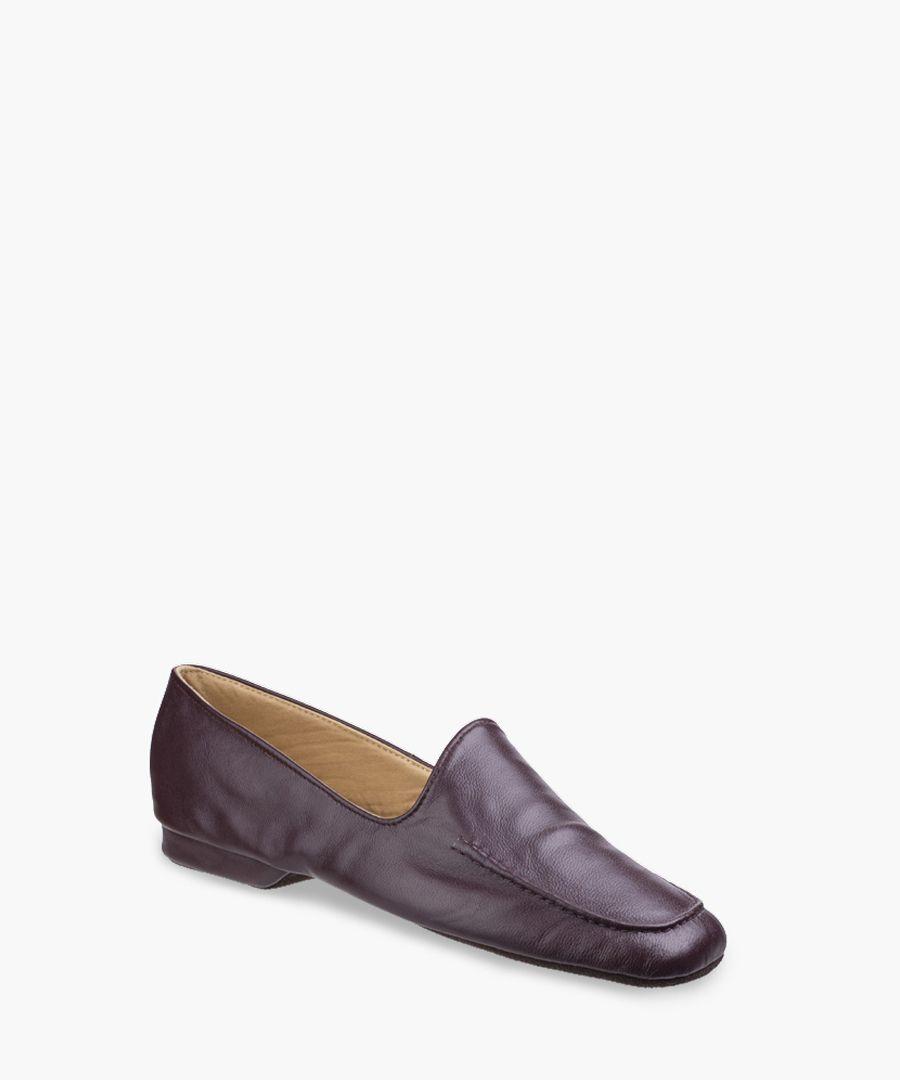 Mens wine slippers