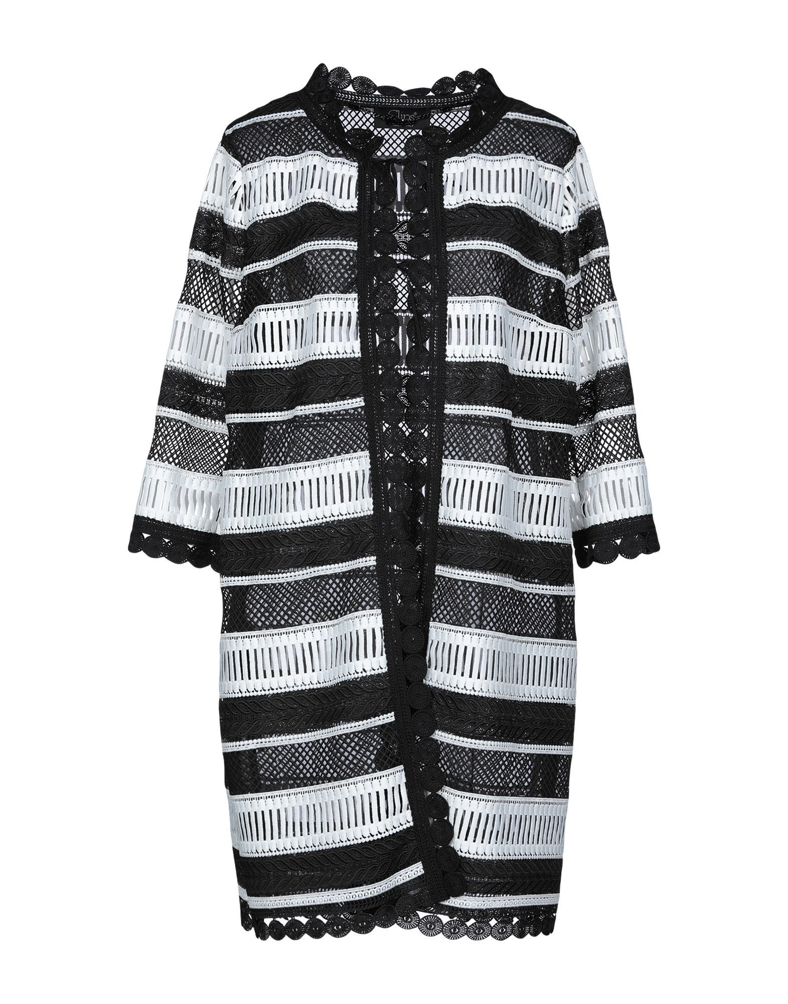 Clips Black Stripe Jacket
