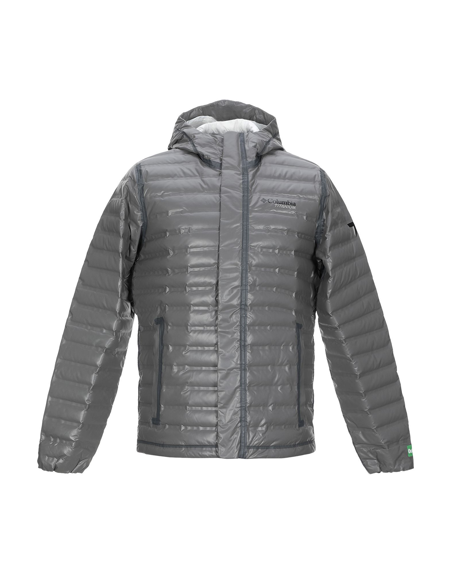 Columbia Grey Recycled Polyester Jacket