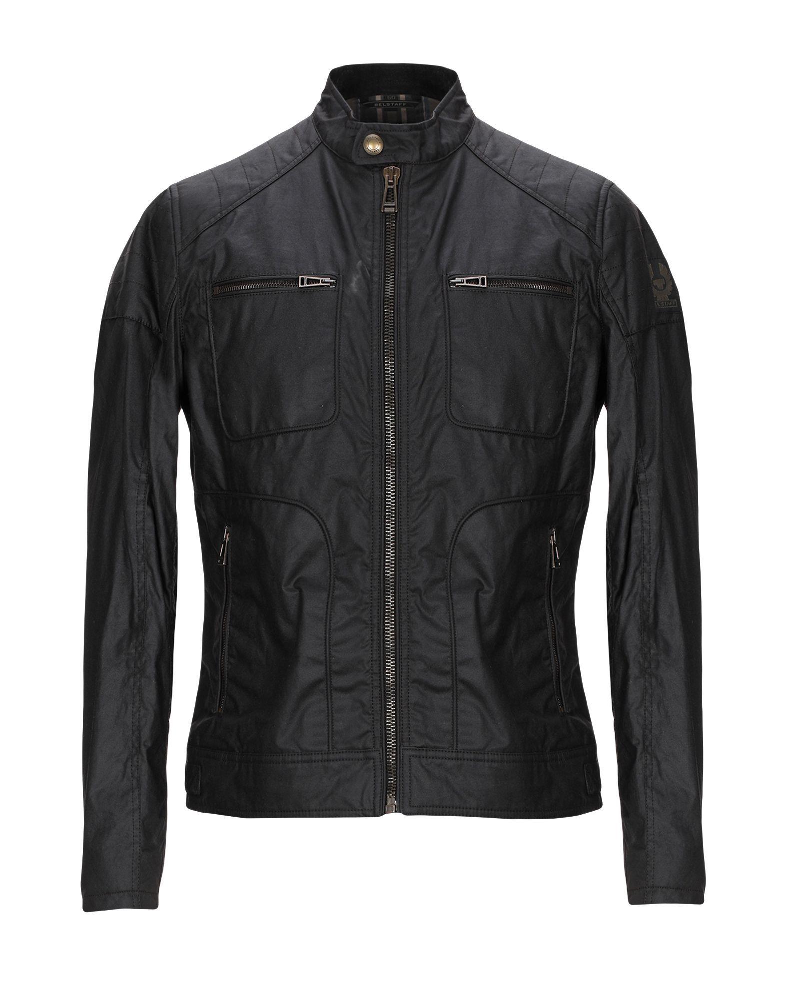 Belstaff Dark Brown Cotton Jacket