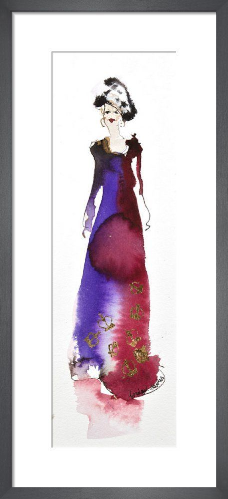 Royal Couture Crest by Bridget Davies by Bridget Davies