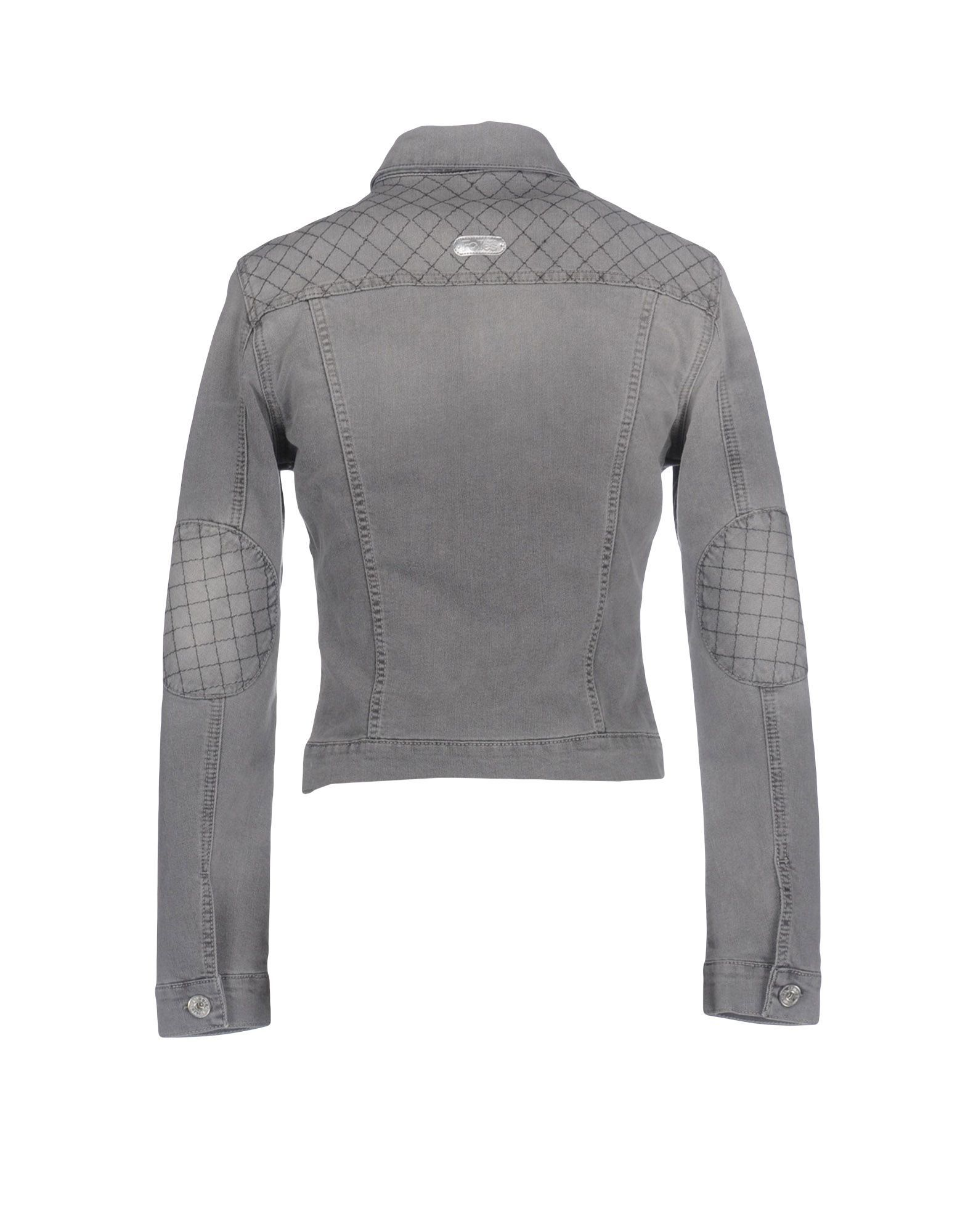 Blugirl Folies Grey Denim Jacket
