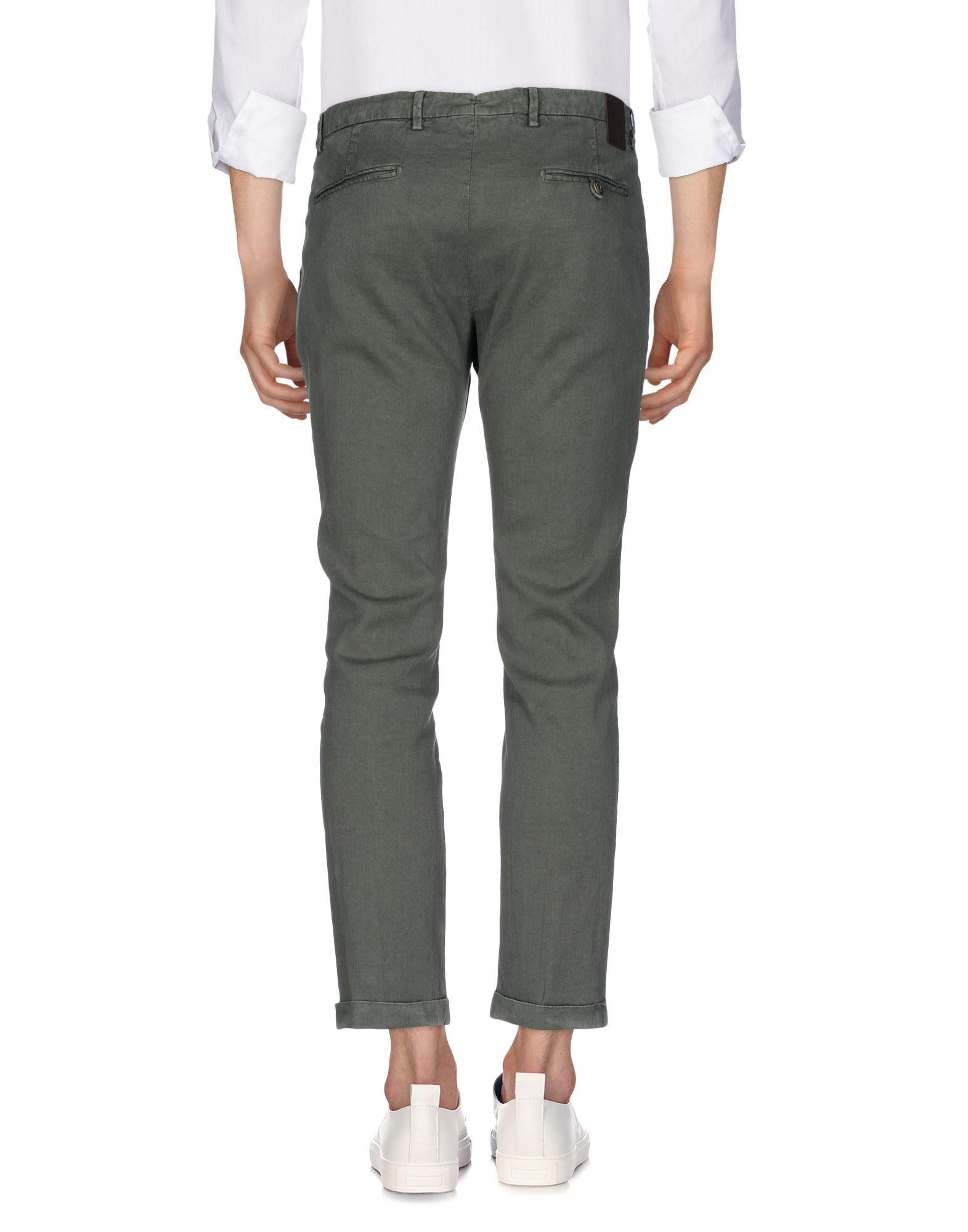 Michael Coal Military Green Jeans
