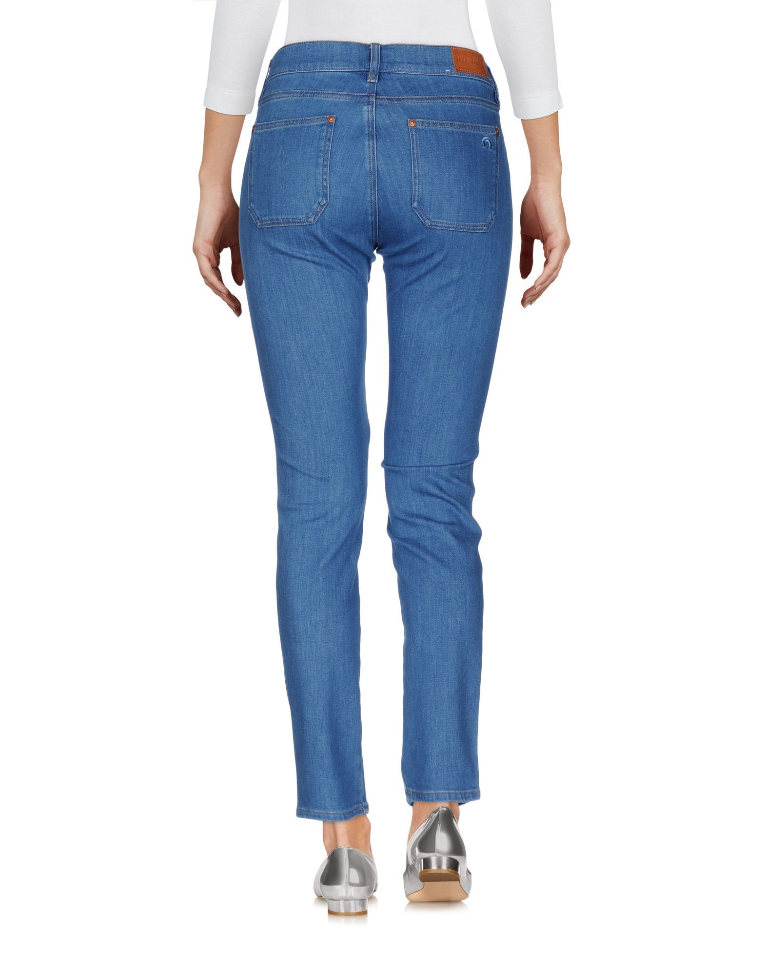 M.I.H Jeans Blue Cotton Skinny Jeans