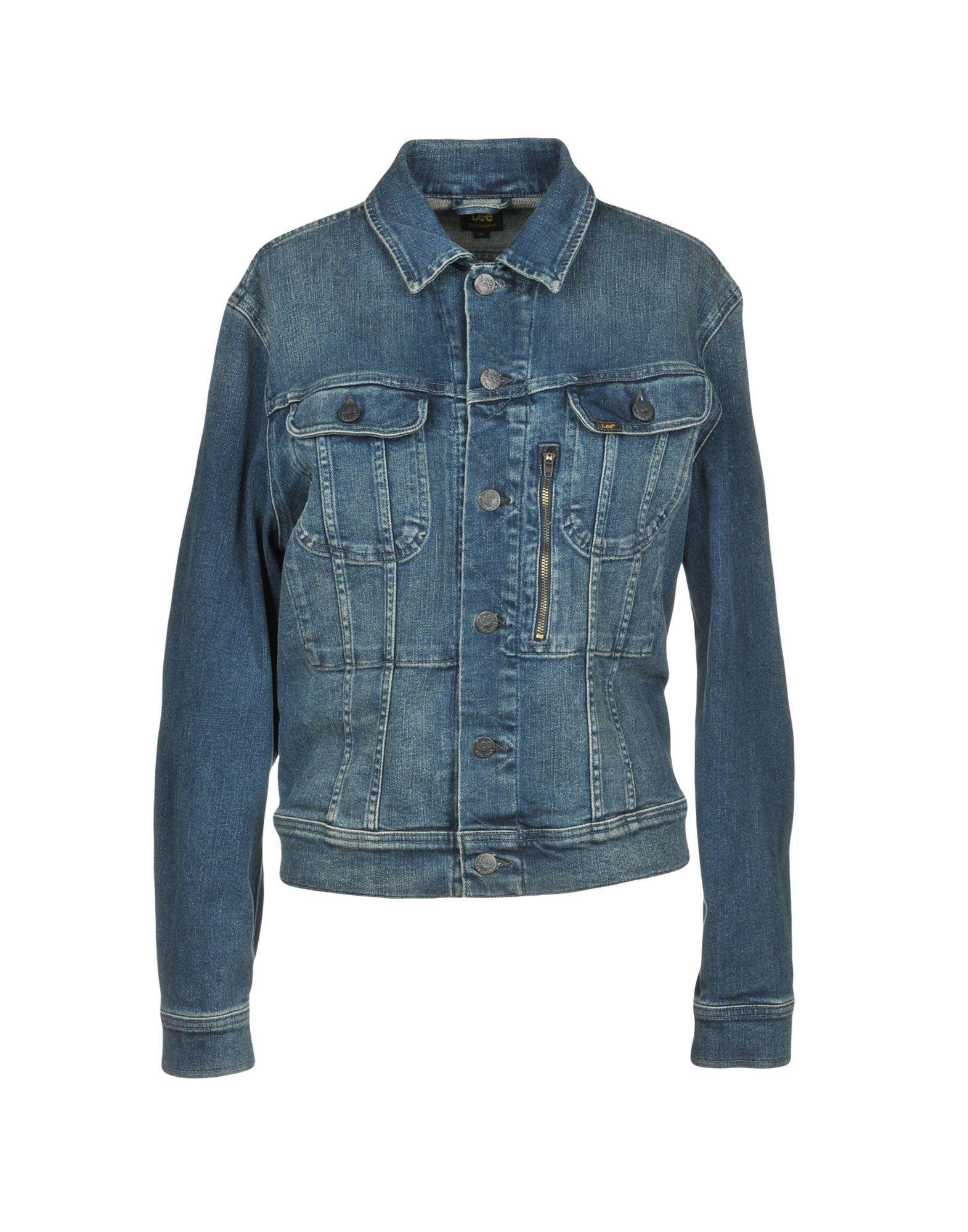 Lee Blue Denim Jacket