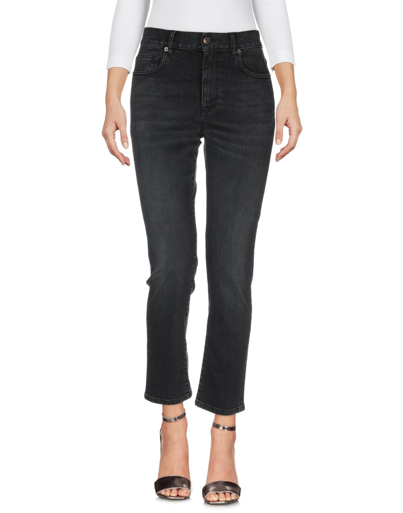 Mauro Grifoni Black Cotton Jeans