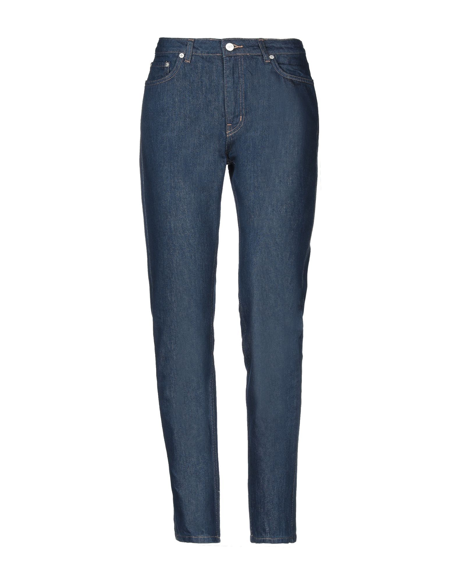 Wood Wood Blue Cotton Jeans