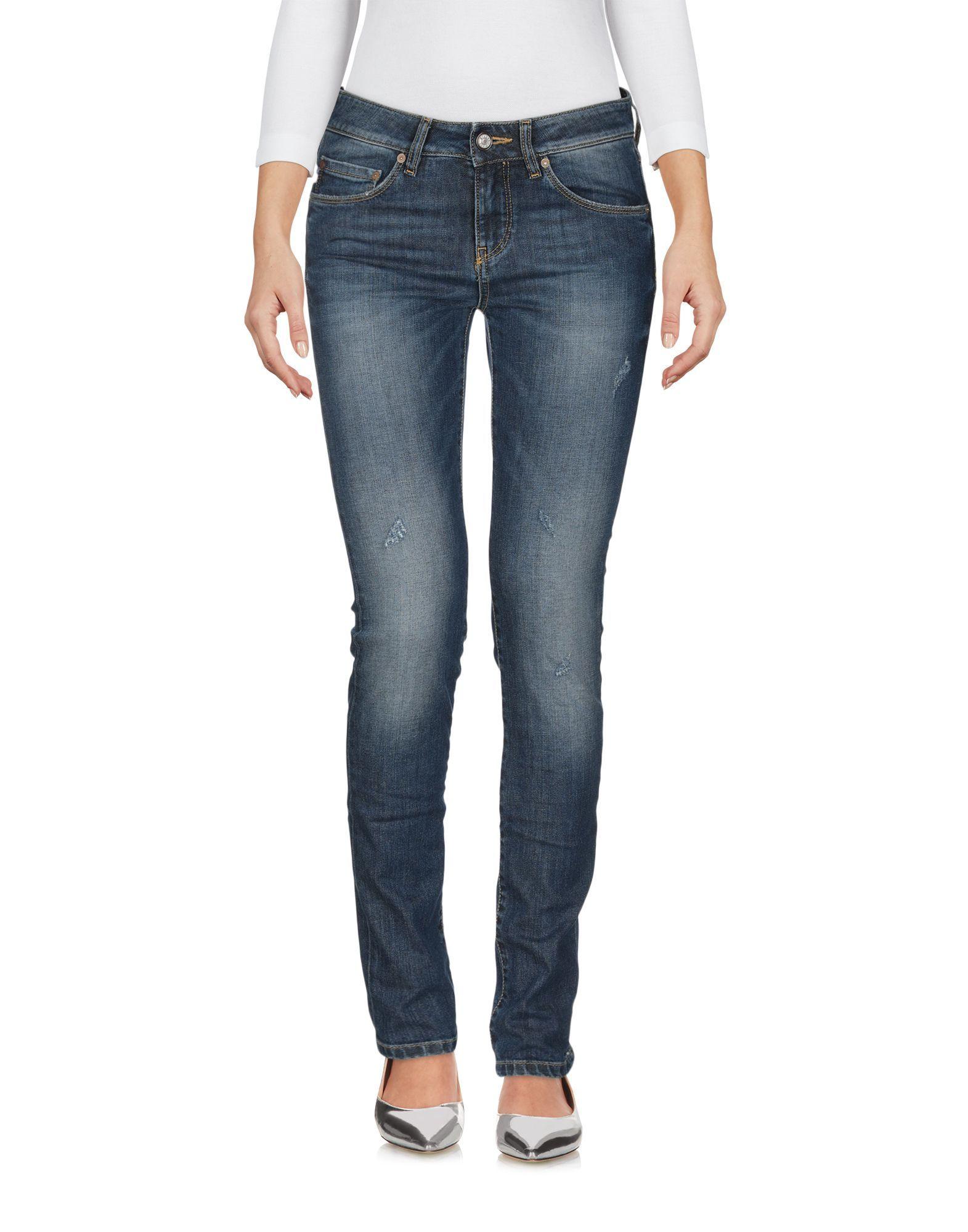 Blauer Blue Cotton Jeans