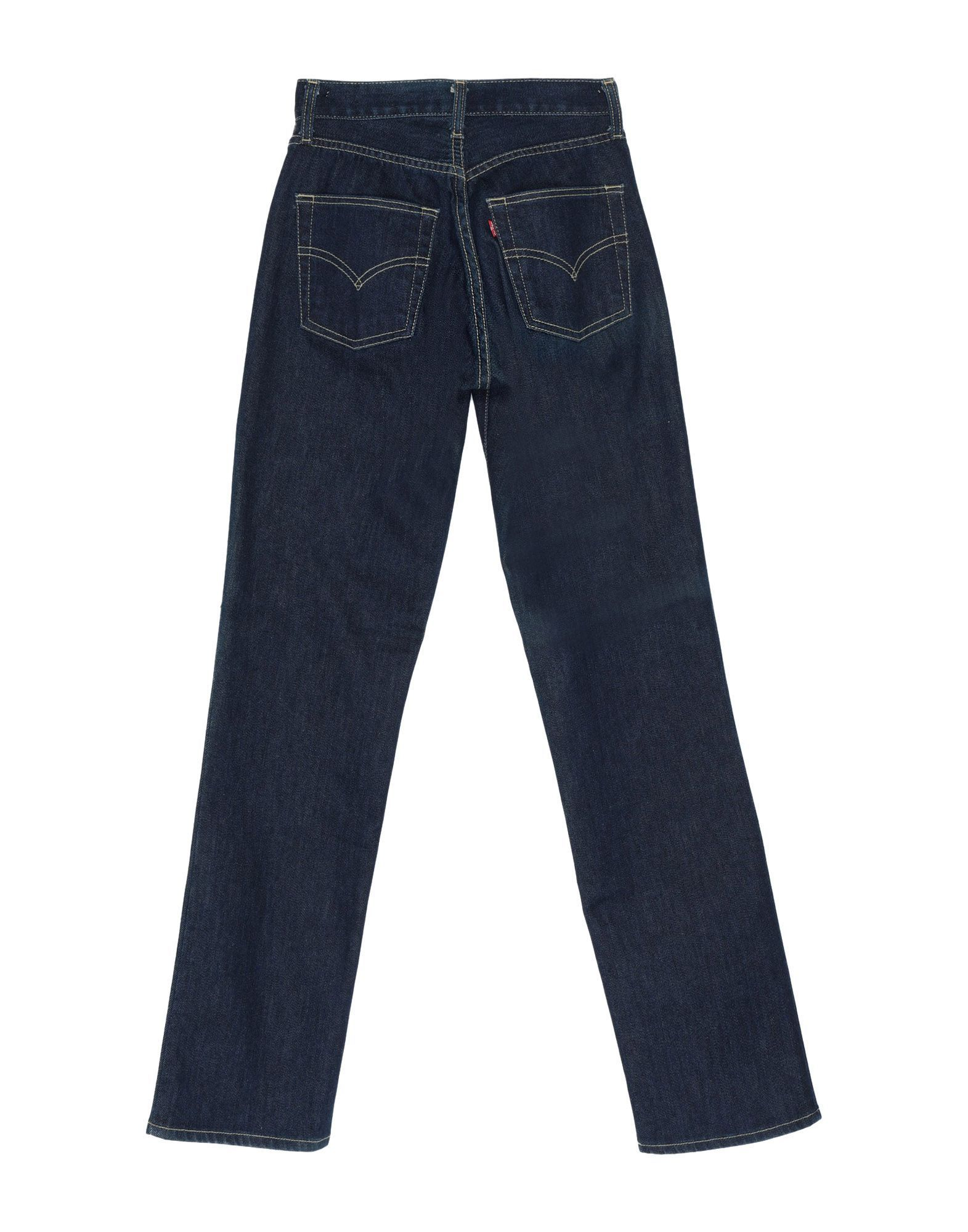 Levi's Blue Cotton Jeans