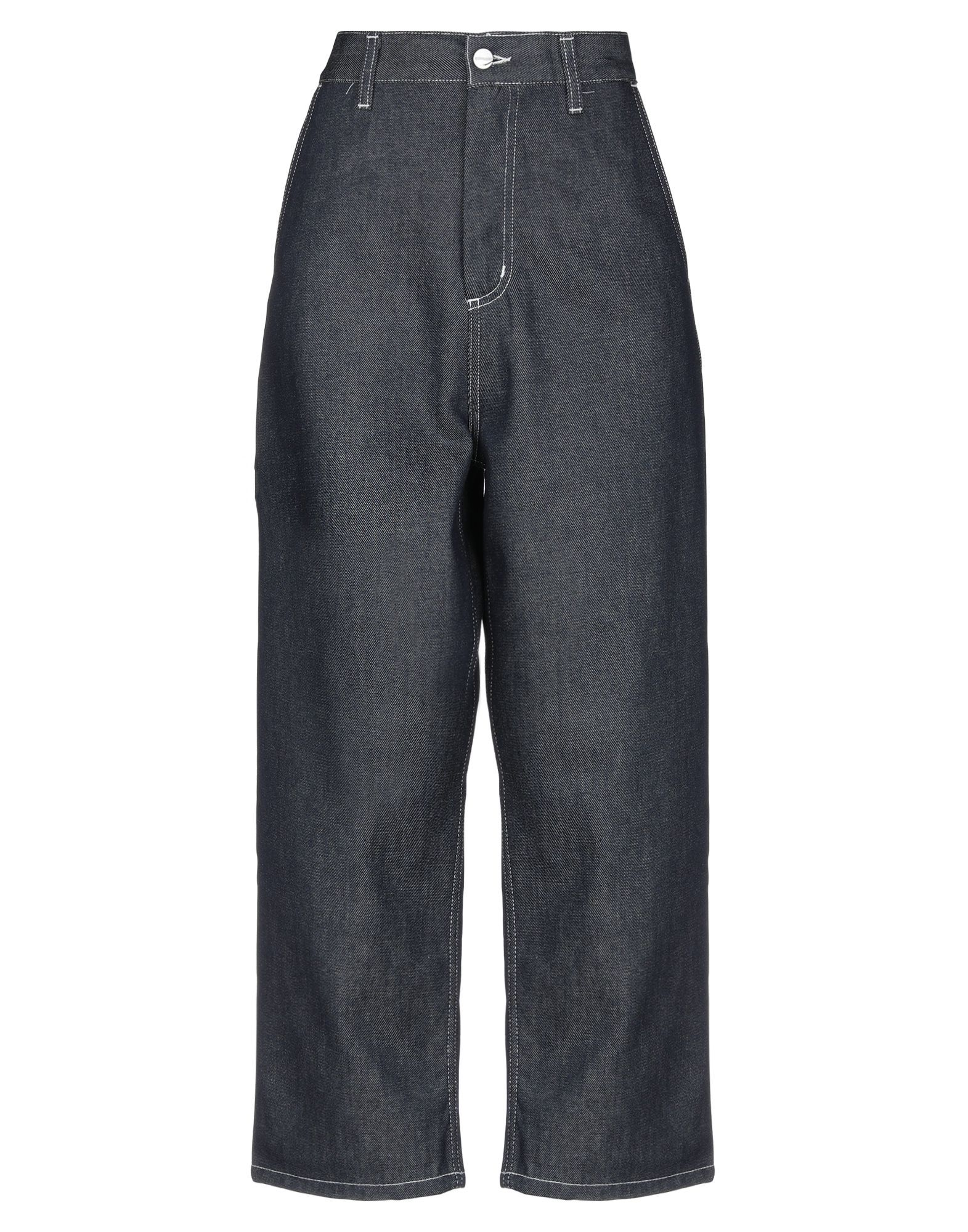 Carhartt Blue Cotton Jeans