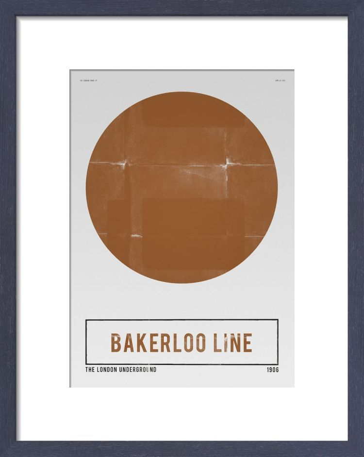 Bakerloo Line by Nick Cranston