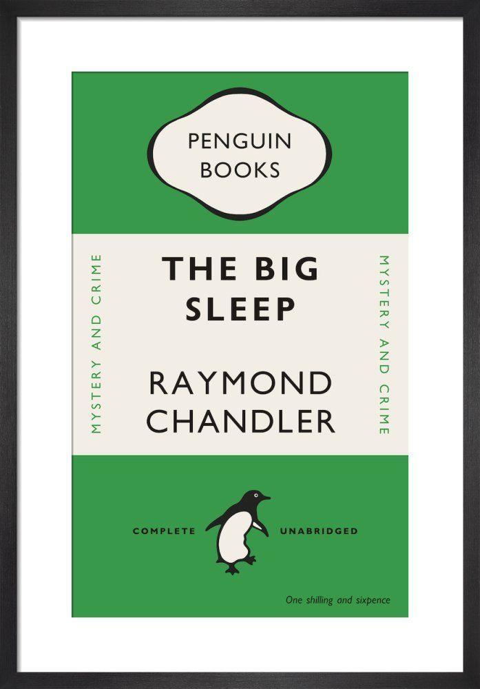The Big Sleep by Penguin Books