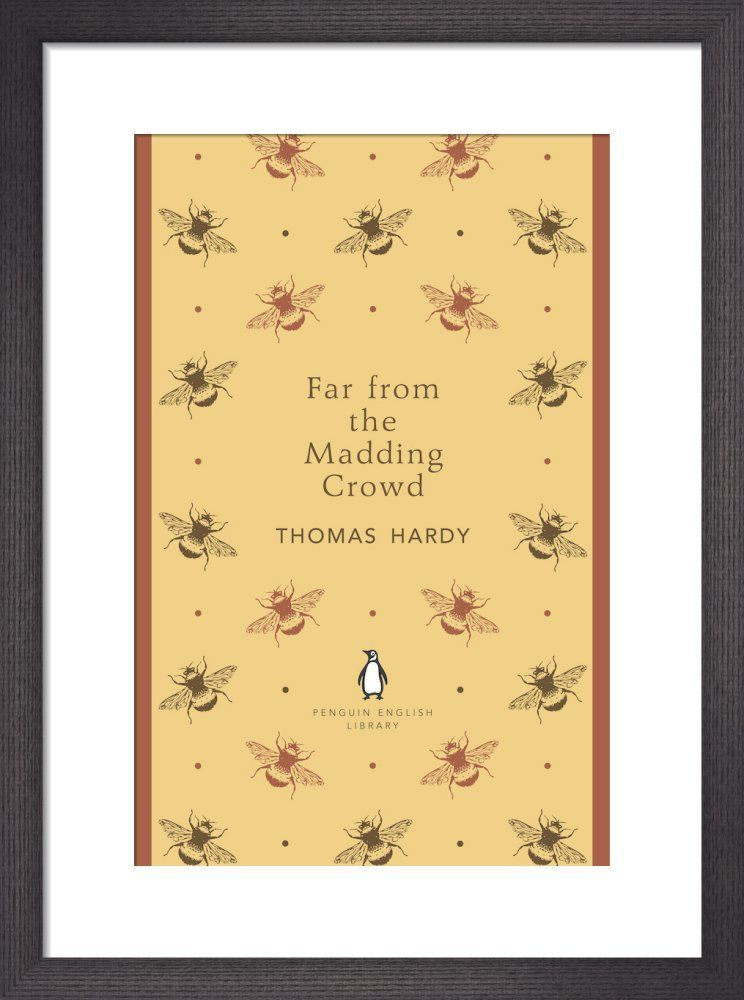 Far From the Madding Crowd by Coralie Bickford-Smith