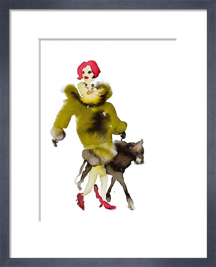 What to Wear When Walking the Dogs 5 by Bridget Davies