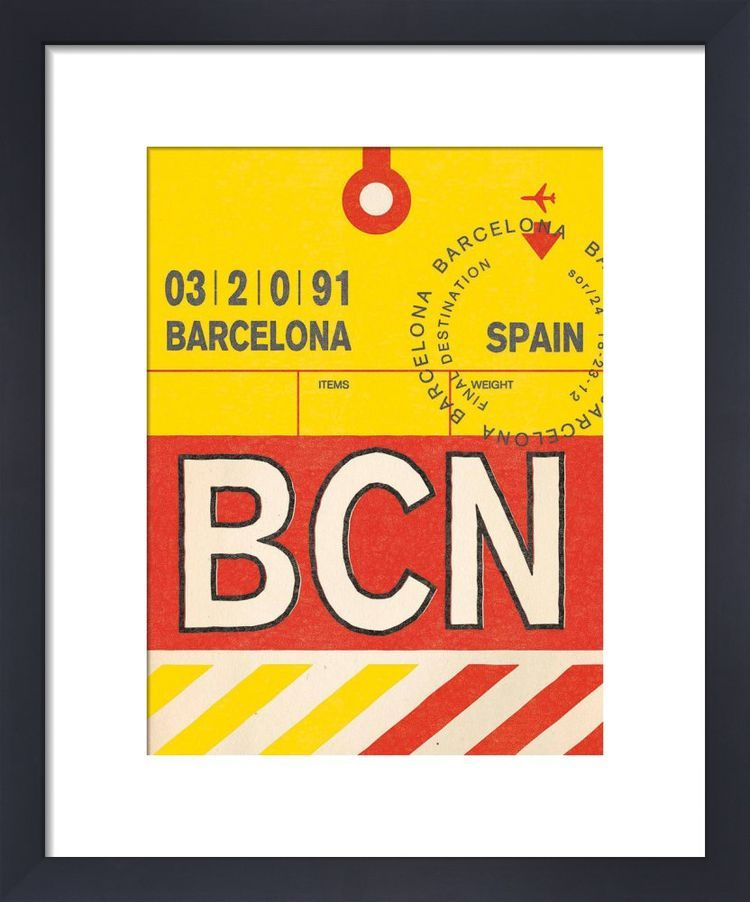 Barcelona by Nick Cranston