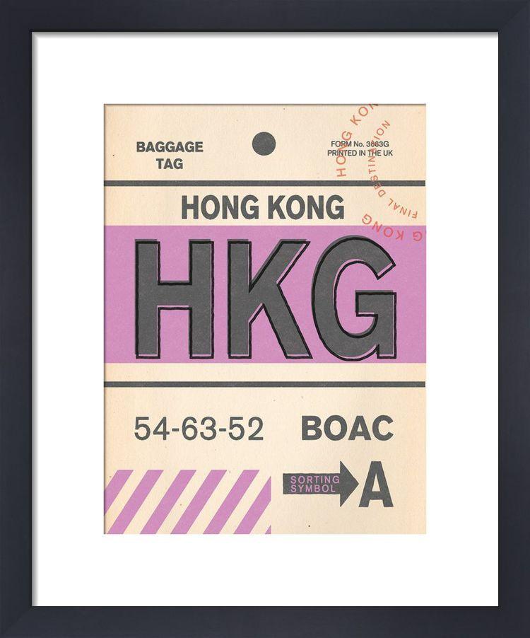 Hong Kong by Nick Cranston