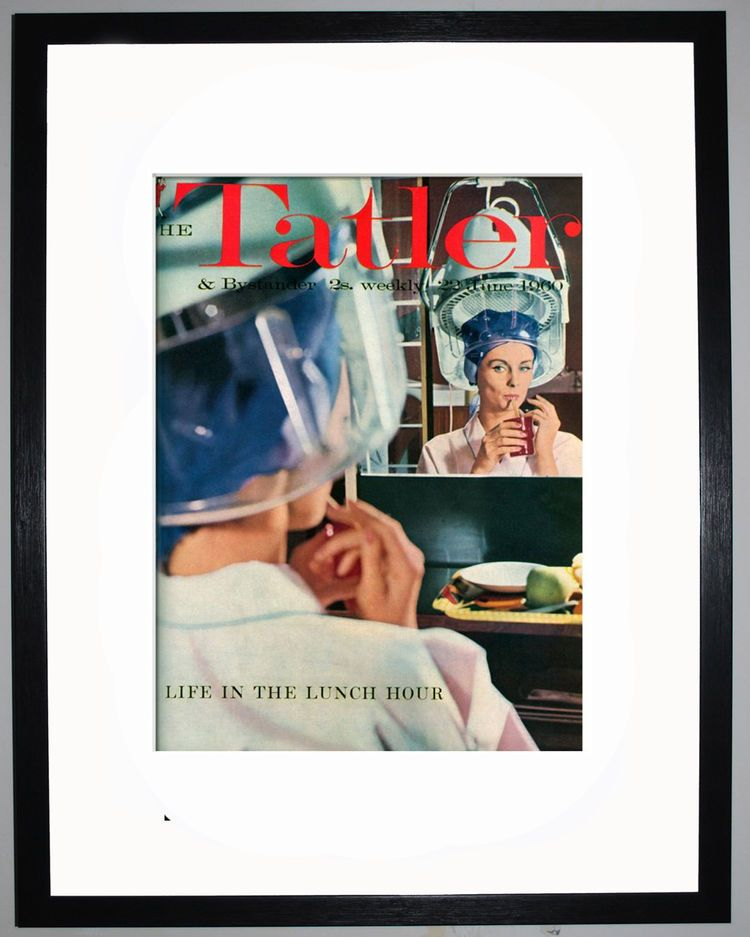 The Tatler, June 1960 Art print