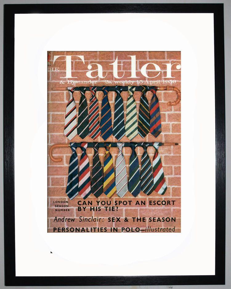 The Tatler, April 1959 Art print