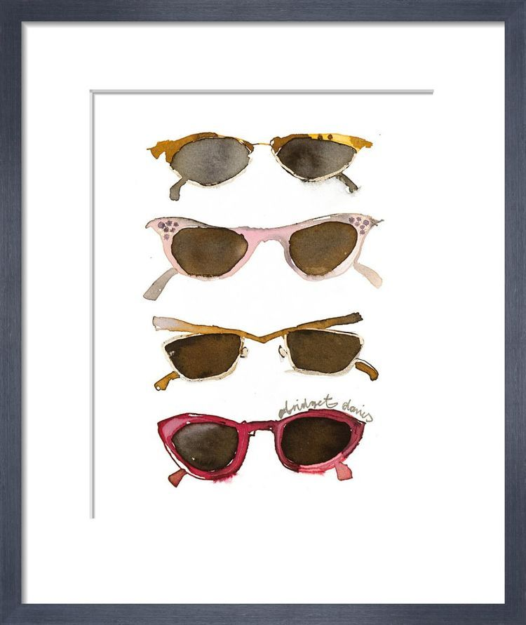 Sunglasses by Bridget Davies