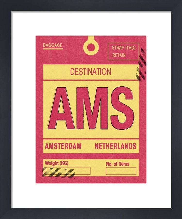 Amsterdam by Nick Cranston