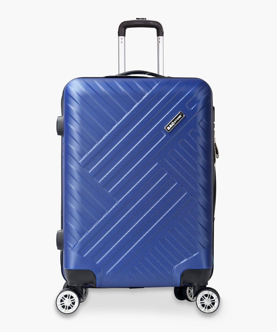 Next marine spinner suitcase 57cm