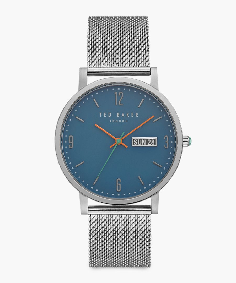 Grant stainless steel watch