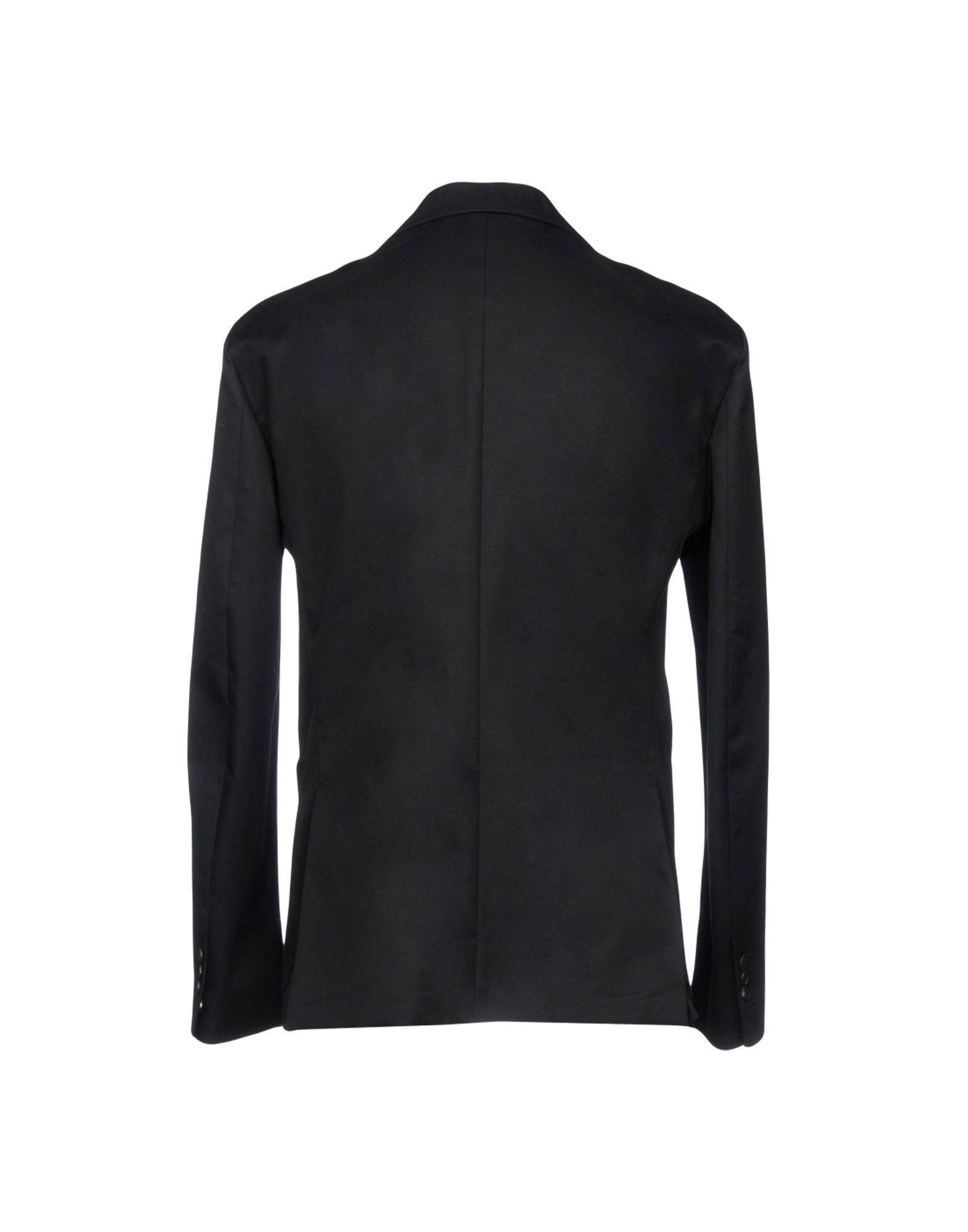 Dsquared2 Black Cotton Jacket