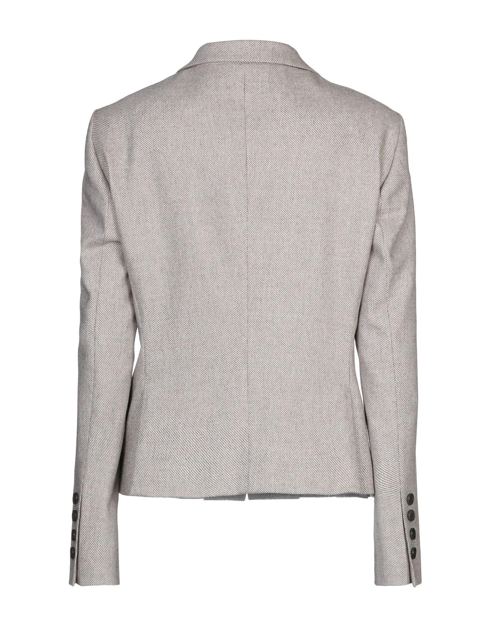 Boss Hugo Boss Beige Virgin Wool Single Breasted Blazer