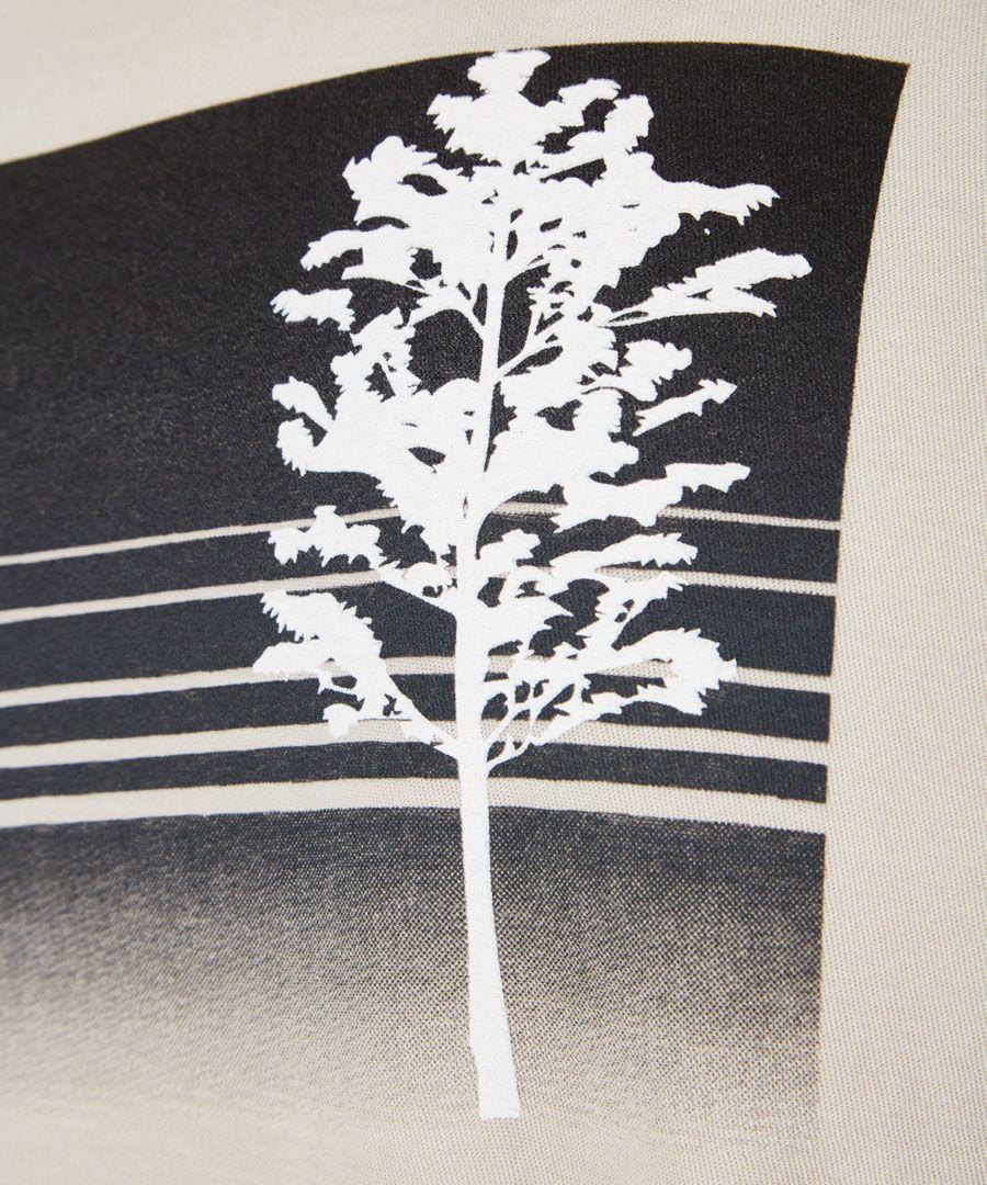 Concrete pure cotton T-shirt