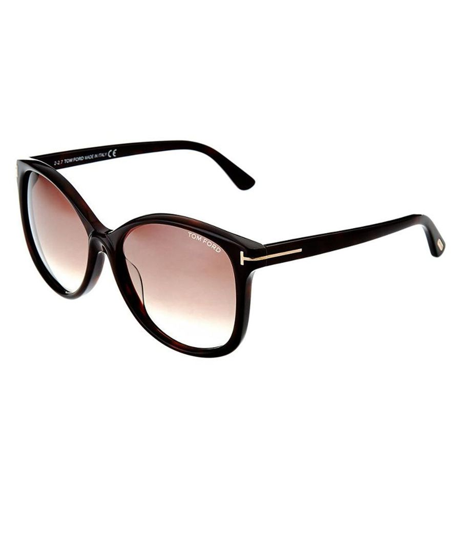 Black & brown gradient sunglasses