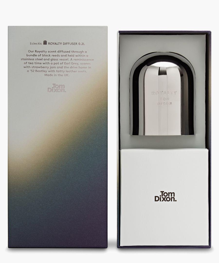 Royalty nickel fragrance diffuser