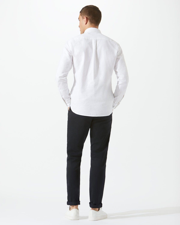 Garment Dye Cotton Linenen Chino