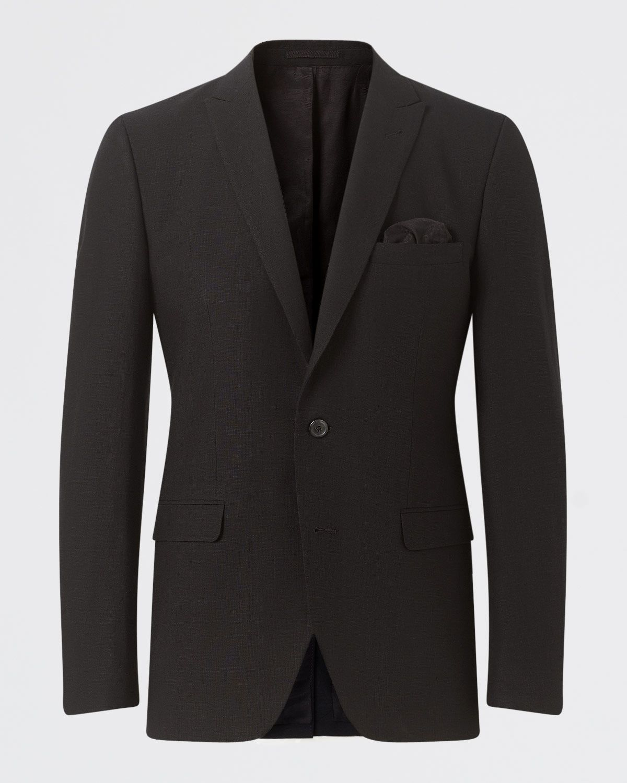 Wool Linenen 2 Button Tailored Jacket